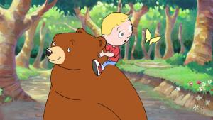 Eddy & The Bear