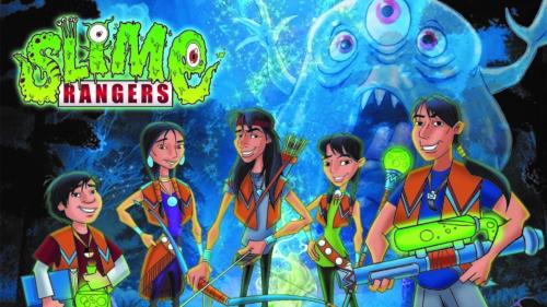 Slime Rangers
